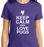 Keep Calm & Love Pugs - Zapbest2  - 10