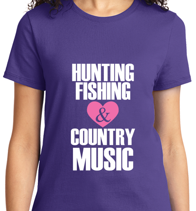 Hunting, Fishing & Country Music - Zapbest2  - 10