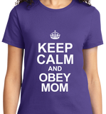 Keep Calm & Obey Mom - Zapbest2  - 10