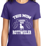This Mom Loves Her Rottweiler - Zapbest2  - 10