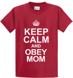 Keep Calm & Obey Mom - Zapbest2  - 2