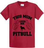 This Mom Loves Her Pitbull - Zapbest2  - 3