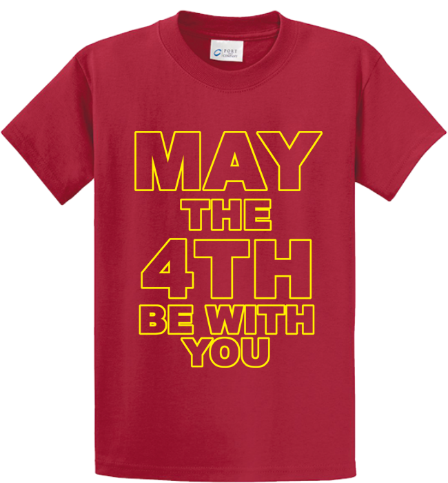 May The 4th Be With You - Zapbest2  - 2