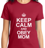 Keep Calm & Obey Mom - Zapbest2  - 9