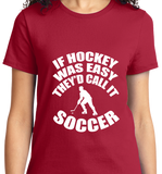 If Hockey Was  Easy, It Would Be Soccer - Zapbest2  - 9