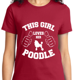 This Girl Loves Her Poodle - Zapbest2  - 9