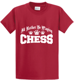 I'd Rather Be Playing Chess - Zapbest2  - 2