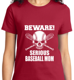 Beware!! Serious BaseBall Mom - Zapbest2  - 9