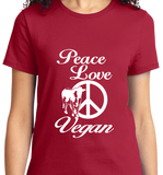 Peace Love Vegan - Zapbest2  - 9