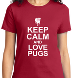 Keep Calm & Love Pugs - Zapbest2  - 9