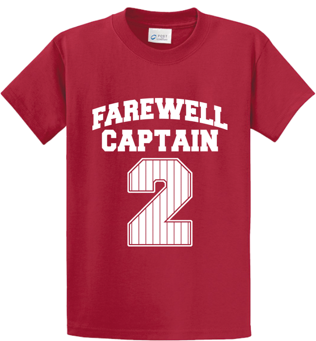 Farewell Captain 2 - Zapbest2  - 2