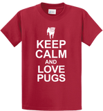 Keep Calm & Love Pugs - Zapbest2  - 2