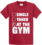 Single, Taken, At The Gym - Zapbest2  - 2