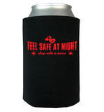 Sleep With A Nurse Can Koozie - Zapbest2