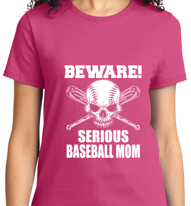 Beware!! Serious BaseBall Mom - Zapbest2  - 11