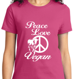 Peace Love Vegan - Zapbest2  - 11