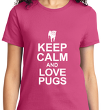 Keep Calm & Love Pugs - Zapbest2  - 11