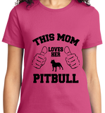 This Mom Loves Her Pitbull - Zapbest2  - 12