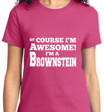 Of Course I'm Awesome, I'm Brownstein - Zapbest2  - 11