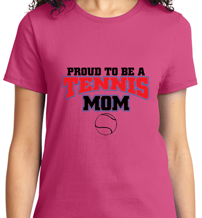 Proud To Be A Tennis Mom - Zapbest2  - 12