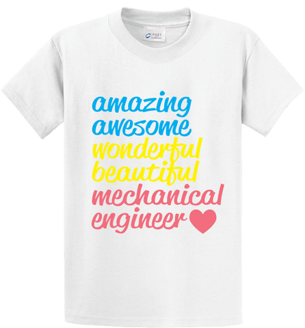 Amazing Awesome Mechanical Engineer - Zapbest2  - 1