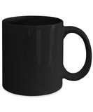 I Love Oregon Coffee Mugs Coffee mug sets - Black coffee mugs 11 oz
