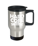 35th birthday mug gifts , Hardcore Since 1984 - Stainless Steel Travel Mug 14 oz Gift