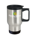 Flexera Global Travel Mug