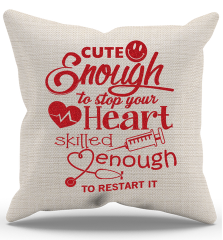 Cute Enough Pillow Case - Zapbest2
