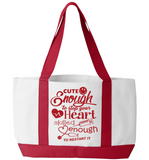 Cute Enough Tote Bag - Zapbest2