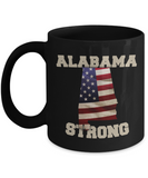 Alabama Strong black