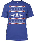 Christmas Boxer Ugly Sweater - Zapbest2  - 3