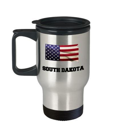 I Love South Dakota Coffee Mugs Coffee mug sets - 11 Oz State Love Gift Idea Tea Cup Funny
