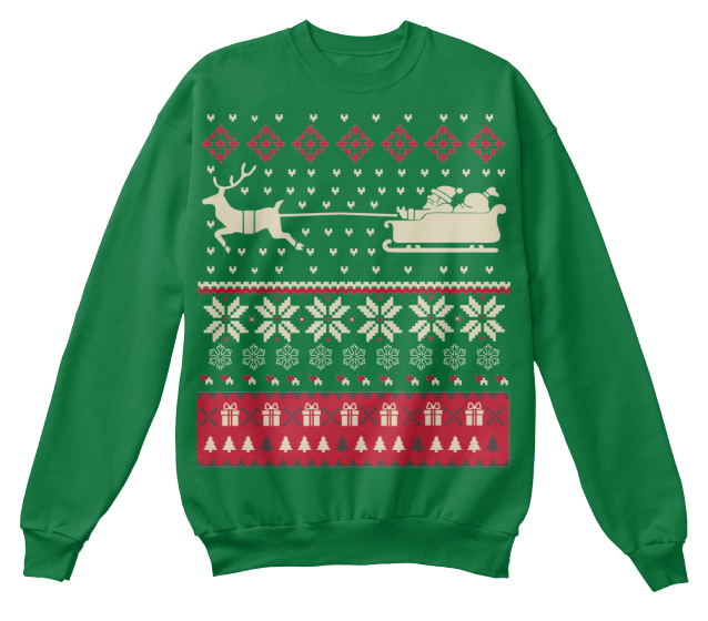 Christmas Ugly Sweater - Zapbest2  - 6