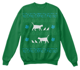 Christmas Mamma Cat Ugly Sweater - Zapbest2  - 6