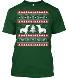 Christmas Dashchund Ugly Sweater - Zapbest2  - 4