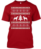 Christmas Boxer Ugly Sweater - Zapbest2  - 2