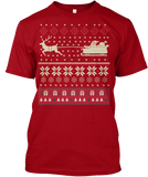 Christmas Ugly Sweater - Zapbest2  - 2