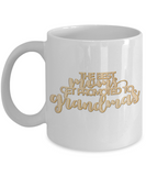 The Best Moms Get Promoted To Grandmas Coffee Cup - White coffee mugs 11 oz
