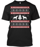 Christmas Boxer Ugly Sweater - Zapbest2  - 1