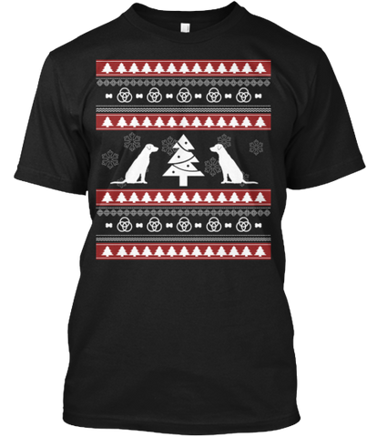 Christmas Labrador Ugly Sweater - Zapbest2  - 1