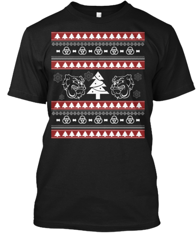 Christmas Bulldog Ugly Sweater - Zapbest2  - 1