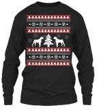 Christmas Boxer Ugly Sweater - Zapbest2  - 8