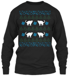 Christmas Funny Cat Ugly Sweater - Zapbest2  - 8