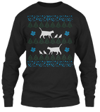 Christmas Mamma Cat Ugly Sweater - Zapbest2  - 8