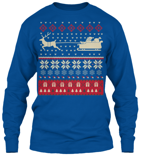 Christmas Ugly Sweater - Zapbest2  - 11