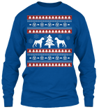 Christmas Boxer Ugly Sweater - Zapbest2  - 11