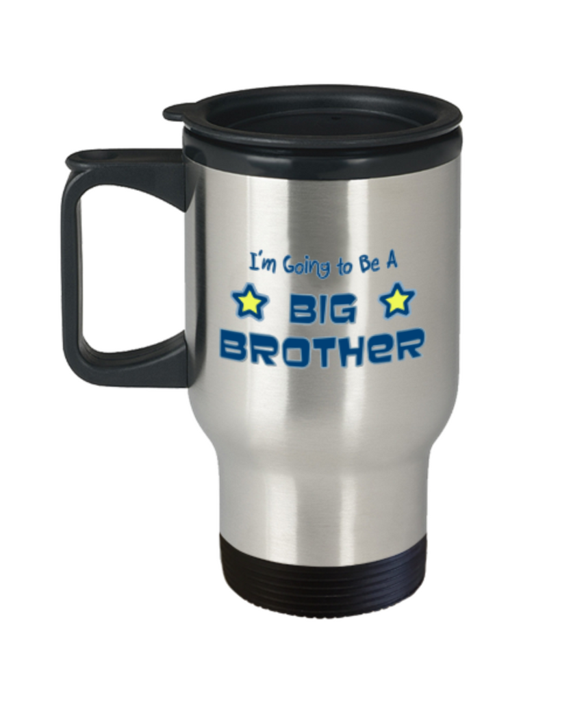 future big brother Travel Cup- Coffee Travel Mug,Premium 14 oz Travel coffee cup