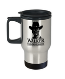 Plants vs zombies gift box mugs , Walker Undead Ranger - Stainless Steel Travel Insulated Tumblers Mug 14 oz - Great Gift