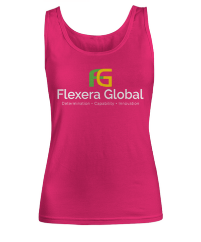 Flexera Global Women Tank Top